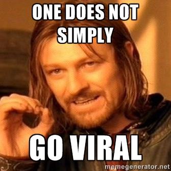 go viral meme